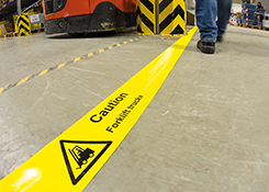 ToughStripe floor marking